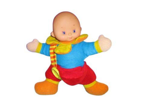 Sípolós baba játék