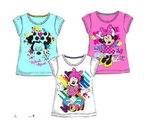 Minnie lány póló- Új termék!