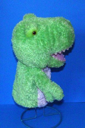 Krokodil kézbáb