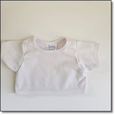 Build-A-bear fehér póló
