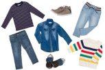 Fiú ruhák, lábbelik