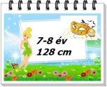 7-8 év, 128 cm/ lány jelmez