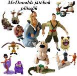 Egyéb McD'onalds játékok/ Disney másik kategóriában/