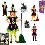 Boszorkány, varázsló jelmez kiegészítők