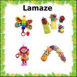 Lamaze játékok