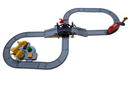 Chuggington- Wilson mozdony, intraktív daru, híd