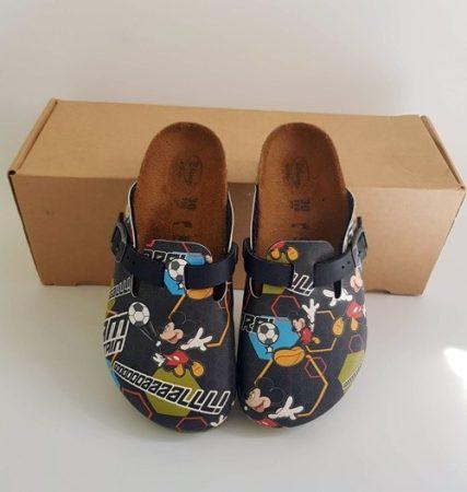 Disney-Mickey papucs/ Méret: 30