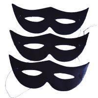 Papír szemüveg, fekete színben- Új termék!