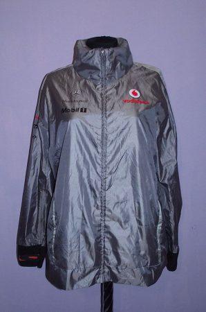 Vodafon, McLaren,Mercedes, szürke kabát/dzseki- férfi 3XL