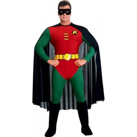 TEEN TITANS- Robin jelmez/ M-méret