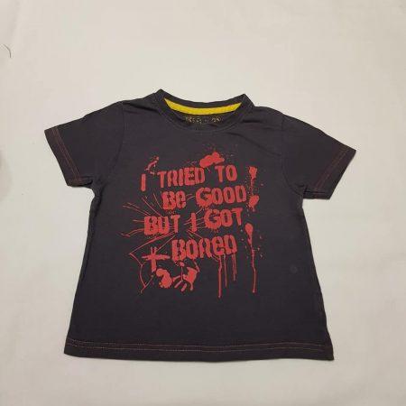 Rebel, fiú póló/ 2-3 év