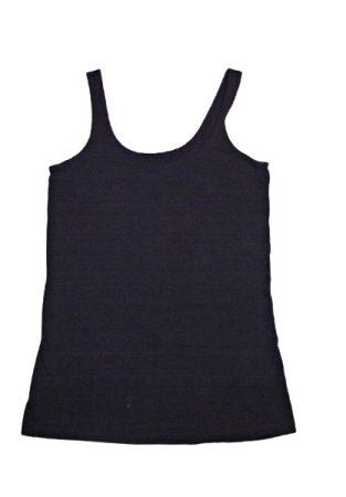 Női,sötétkék trikó/ S-méret